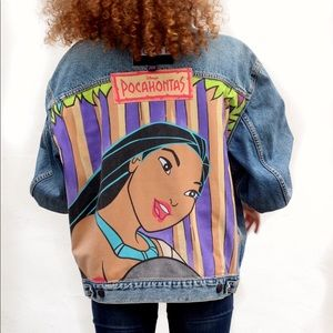 Pocahontas Custom Denim Jacket By NORTH